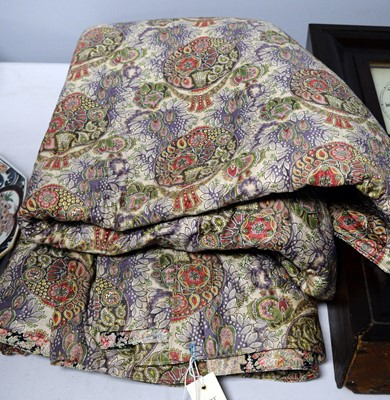 Lot 235 - A Durham quilt by Margaret Scott of Alnmouth.