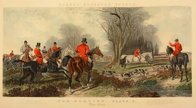 Lot 605 - After John Fredrick Herring Snr and Heywood Hardy - prints