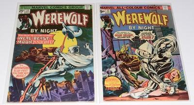 Lot 840 - Werewolf By Night.