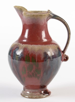 Lot 716 - Eddie Curtis Studio stoneware jug