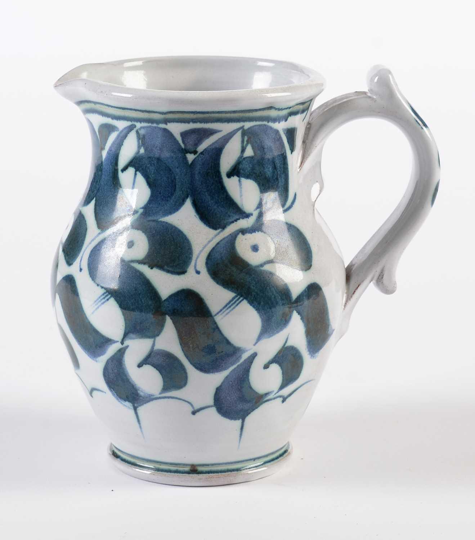 Lot 718 - Andrew Weatherhead Studio pottery jug