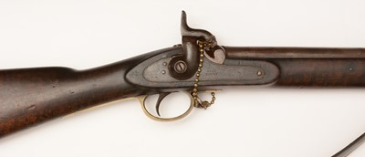 Lot 1093 - Enfield smoothbore percussion musket