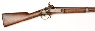 Lot 529 - A 19th Century French made musket