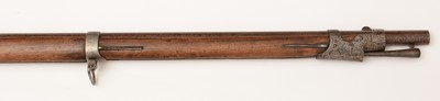 Lot 1095 - A 19th Century French made musket