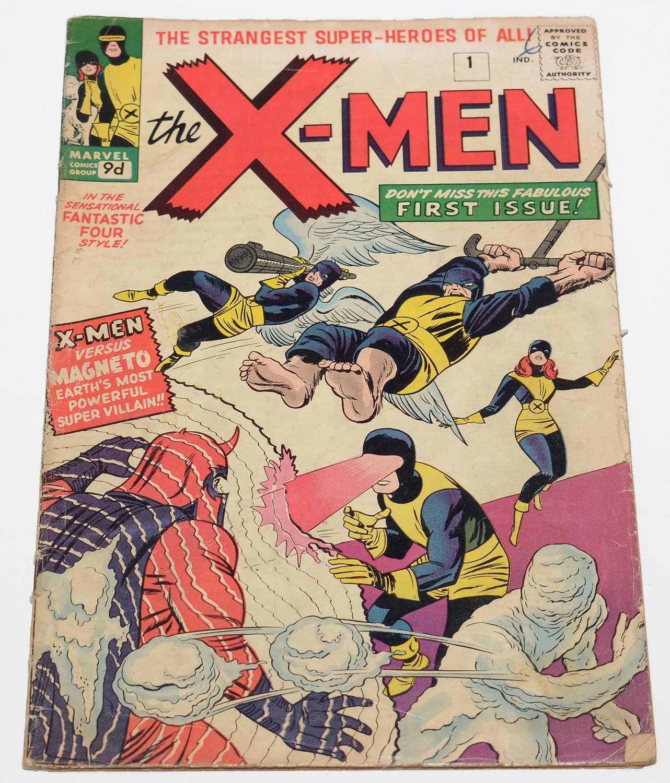 Lot 1444 - The (Uncanny) X-Men.