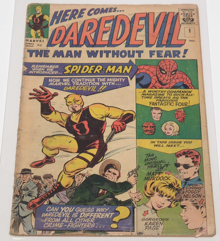 Lot 1446 - Daredevil.
