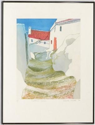 Lot 607 - Brenda Harthill - Collagraph