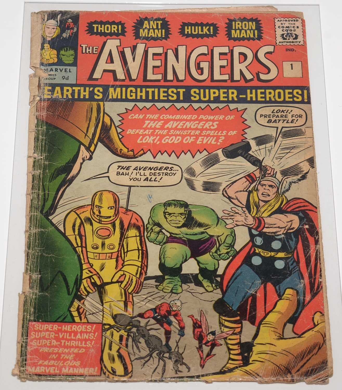 Lot 1480 - The Avengers.