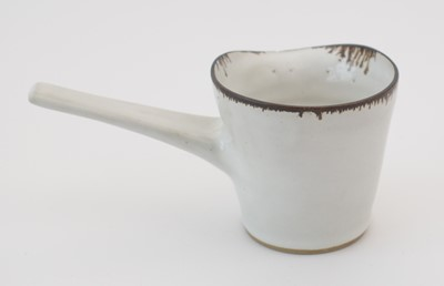 Lot 713 - Lucie Rie Pouring Vessel