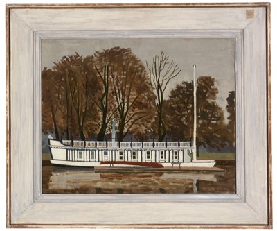 Lot 983 - Kenneth Rowntree - oil