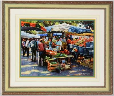 Lot 961 - Anthony Orme - pastel