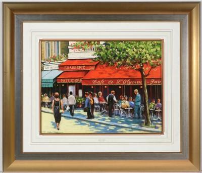 Lot 656 - Anthony Orme - pastel