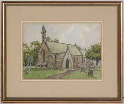 Lot 952 - Norman Stansfield Cornish - watercolour