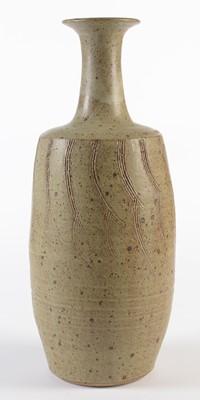 Lot 704 - Studio pottery vase