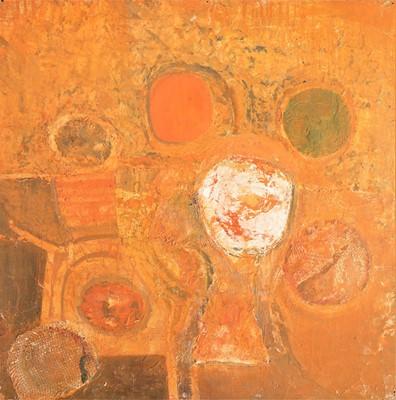 Lot 1012 - Pair of Paintings by Matt Rugg 1935-2020