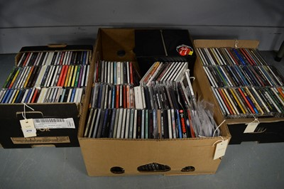 Lot 479 - Selection of various CDs.