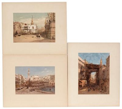 Lot 622 - After Eduard Hildebrandt - prints