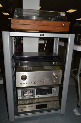 Lot 390 - Selection of stereo and other music equipment