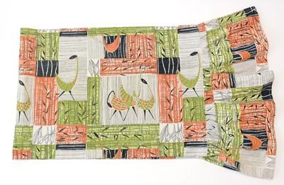 Lot 1031 - A cushion cover.
