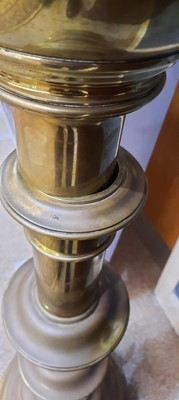 Lot 689 - Early 20th Century cast brass lectern