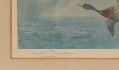 Lot 634 - Archibald Thorburn - print
