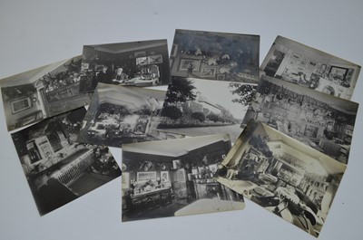 Lot 424 - Archival collection relating to Abel Chapman