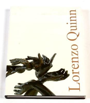 Lot 90 - Lorenzo Quinn: Mary-Jane Wilkins (Ed.).