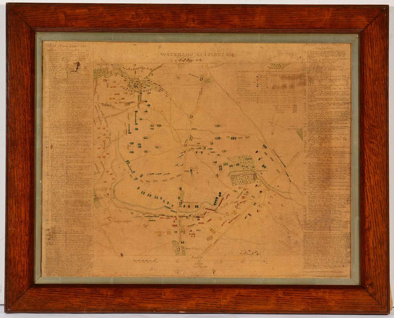 Lot 697 - Lieutenant Thomas Lawyence R.N - drawing