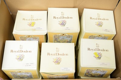 Lot 608 - Collection of Royal Doulton 'Brambly Hedge' ceramics.