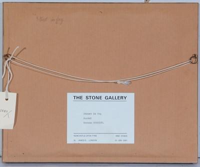Lot 236 - Norman Stansfield Cornish - watercolour.