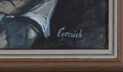 Lot 238 - Norman Stansfield Cornish - watercolour.
