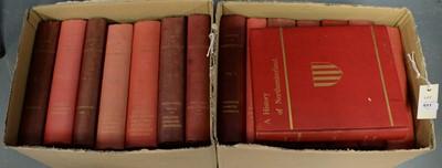 Lot 611 - A History of Northumberland, 15 vols.