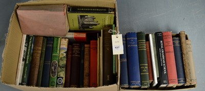 Lot 627 - Books relating to the history of Newcastle & Northumbria.