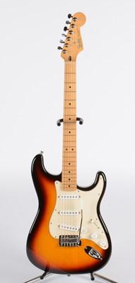 Lot 329 - Fender Mexico Stratocaster