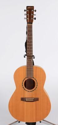 Lot 335 - Norman B20 Folk Guitar