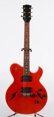 Lot 336 - Gordon Smith Semi-acoustic guitar