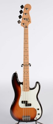 Lot 339 - Fender Mexico Precision Bass