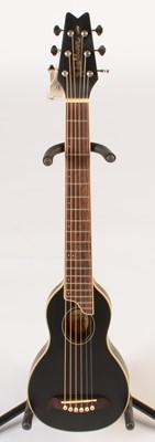 Lot 342 - Washburn Rover RO10B Travel Guitar
