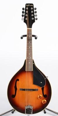 Lot 296 - Ashbury AM10 electro-acoustic A style mandolin