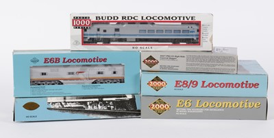 Lot 41 - Proto 2000 and Proto 1000 Series and other associated items.