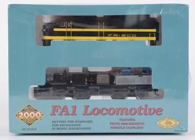 Lot 42 - Proto 2000 Series HO-gauge locomotives.