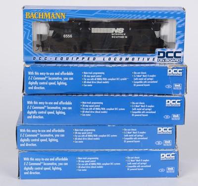 Lot 94 - Bachmann DCC-equipped locomotive HO gauge