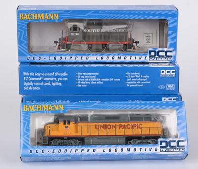 Lot 95 - Bachmann DCC-equipped locomotive HO gauge