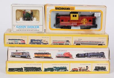 Lot 97 - Bachmann HO gauge model railway