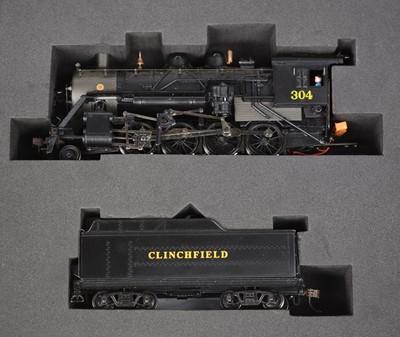 Lot 81 - HO-gauge American-Outline locomotives