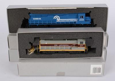 Lot 84 - HO-gauge American-Outline locomotives