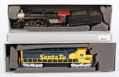 Lot 86 - HO-gauge American-Outline Diesel locomotives-...