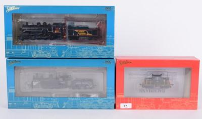 Lot 87 - HO-gauge American Outline locomotives