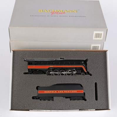 Lot 88 - HO-gauge American Outline locomotives
