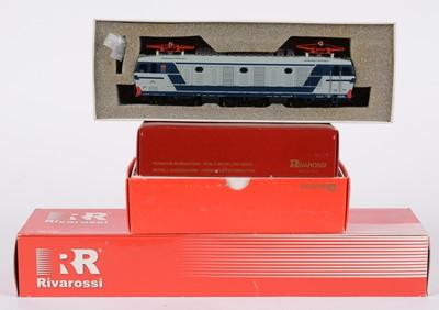 Lot 61 - HO-gauge Continental European electric locomotives